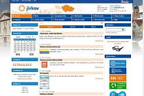 Jirkovská radnice spustila webové stránky v nové podobě, měly by být přehlednější.