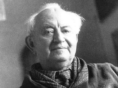Národní umělec Václav Rabas.