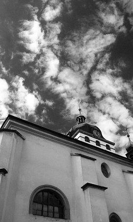 kategorii Jirkov, hledání ztraceného času zvítězila fotografie kostela sv. Jiljí Martina Minaříka.