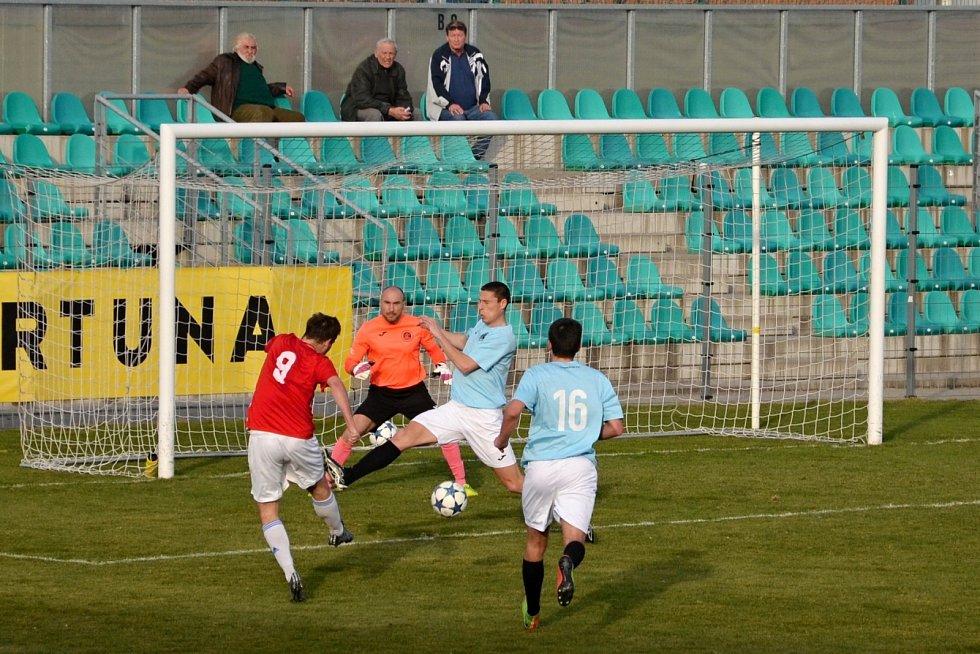 FC Chomutov - SK Český Brod 0:1