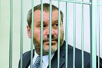 Alexandr Novák sedí ve vězení.