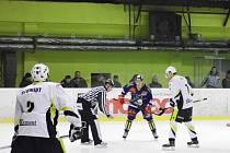 V posledním zápase roku 2012 porazila domácí Kadaň Šumperk 6:4