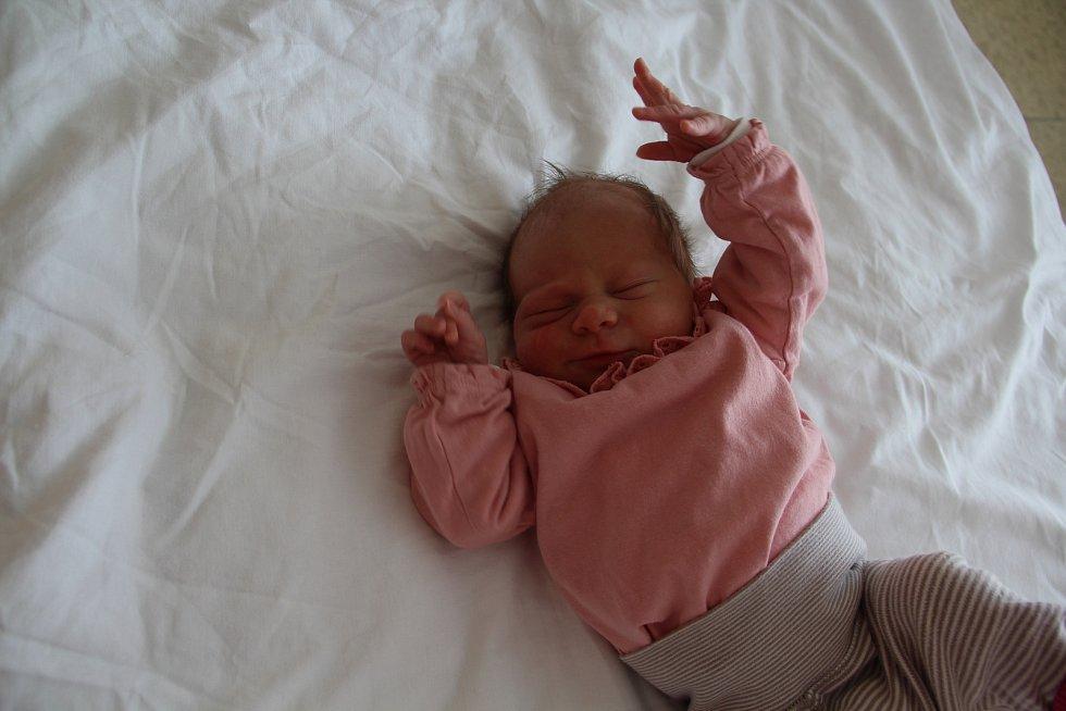 Rozárie Havlová se narodila  v Chomutově 4.3.2019 v 15:18 hodin s mírami 3200 gramů 53 centimetrů. Maminka Klára Mucková a tatínek Karel Havel žijí v Mostě.