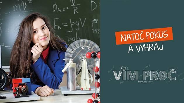 Do konce soutěže Vím proč zbývá necelý měsíc aneb Získej pro školu 200 tisíc korun a pro sebe deset tisíc do kapsy.