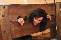 Interaktivní výstava Expedice středověk.