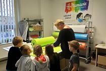 Provozovnu Mamavis v Klášterci navštěvují děti z mateřských škol
