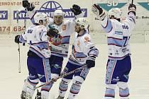 Chomutovští hokejisté ještě ve starých dresech. Jaké budou ty nové?