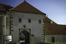 Kadaňský hrad.