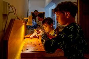 Muzejní noc vědy a kouzel v Chomutově