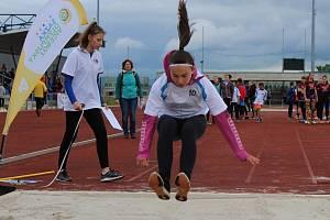 Sazka Olympijský víceboj, ilustrační foto