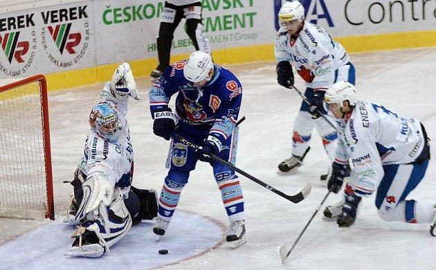 KLH Chomutov vs. Medvědi z Berouna.