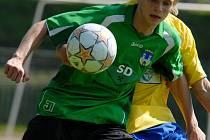 V sobotu 25. dubna se uskutečnil zápas 22. kola divizní fotbalové soutěže ve kterém se střetly týmy FC Chomutov a FK Teplice B který nakonec skončil 1:1.