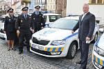 Ředitel městské policie Tomáš Douda (vpravo). Ilustrační foto.