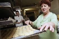 Rodinné pekařství v Jirkově, které si místní zákazníci oblíbili.