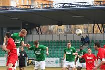 Příležitost Maroše Klimpla ze zápasu s týmem SK Převýšov