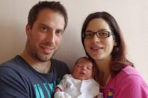 Nina Fridrichová se narodila 30.září 2017 ve 2.15 hodin rodičům Petře a Lukášovi Fridrichovým z Klášterce nad Ohří. Vážila 3,7 kg a měřila 50 cm.