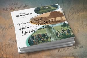 Vzniká kniha Příběh Königsmühle.
