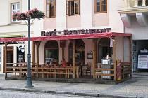 Restaurace Firo na náměstí 1. máje.