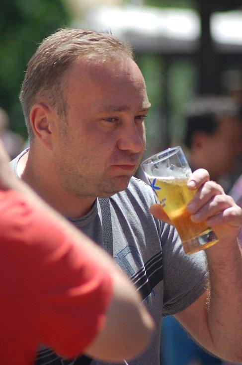 Pivní slavnosti a patchworkový den v Kadani.