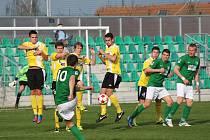 FC Chomutov - Jiskra Domažlice 2 : 1