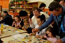V Chomutově soutěžili děti i dospělí v různých disciplinách, nechyběl ani fotografický ateliér.