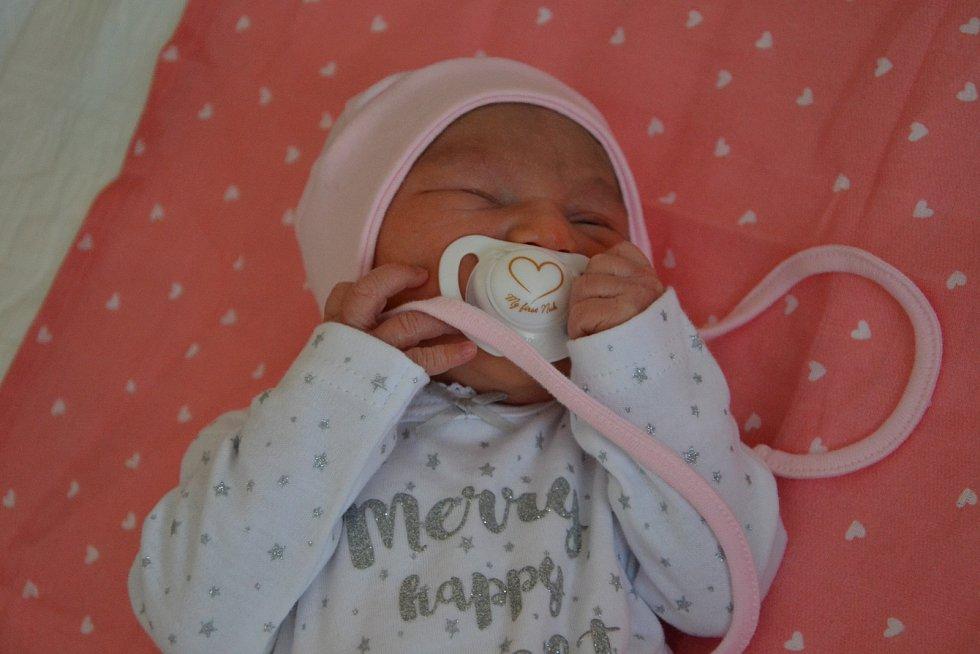 25.11. ve 2:07 se narodila Viktorie Beňáková. Měřila 48cm a vážila 3100g. Její maminka Marcela Beňáková a tatínek Milan IIléš z ní mají radost.