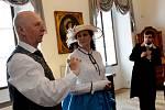 Zahájení zámecké sezony v Klášterci nad Ohří