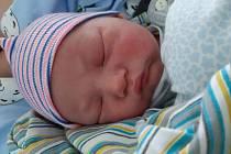 Vojtěch Náprstek se narodil mamince Anetě Kurachové 21. června ve 14.38 hodin. Měřil 55 cm a vážil 4,82 kilogramu.
