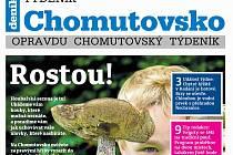Týdeník Chomutovsko z 24. července 2018