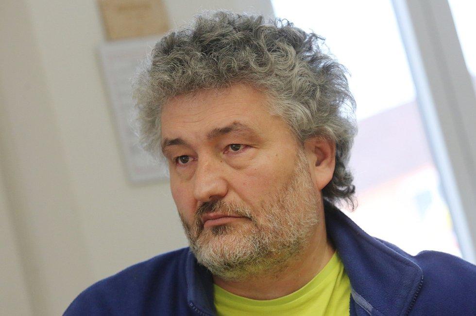 Vedoucí Kavkazu Petr Vagaši.