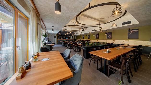 Úplně nová hospoda Bernard Pub v Hřebíkárně čekala na zákazníky od Vánoc