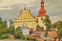 V květnovském kostele budou hudební slavnosti.