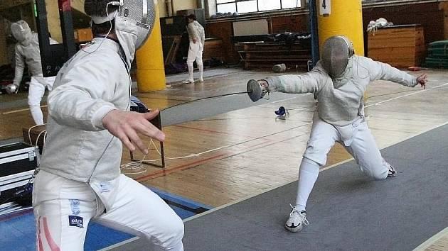 Nejprestižnější turnaj v České republice. Brno hostí šermířský Sokol