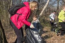 Akce Ukliďme Česko v Chomutově