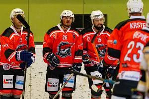 Chomutov si v prvním domácím zápase sezony poradil s Lovosicemi.