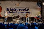 Klášterecké hudební prameny zakončil koncert Michala Pavlíčka