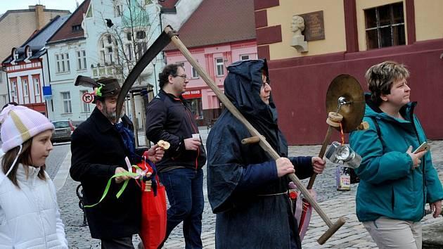 Jirkov pobaví v sobotu 2. března masopustní veselice