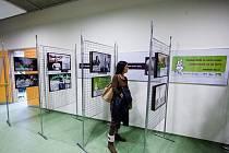 Výstava Neviditelní lidé. Ilustrační foto.