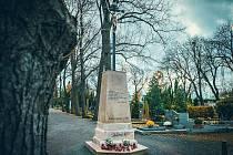 Chomutovský hřbitov