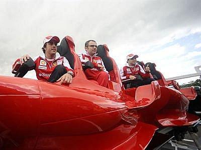 Nová horská dráha Ferrari Rossa bude plná extrémů.