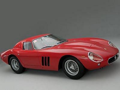 Ferrari 250 GTO mělo cenovku přes 300 milionů korun.