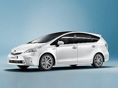 Model Prius+ bude prvním sedmimístným hybridem dostupným na Evropském trhu.