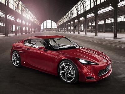 Nové kupé Toyota FT-86 má být především zábavné a cenově dostupné, tvrdí automobilka.