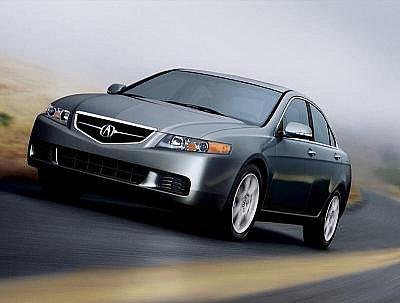Acura TSX, v Evropě prodávaná pod jménem Honda Accord