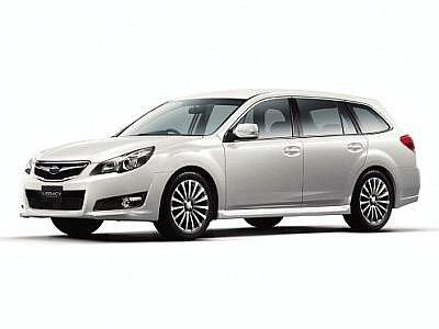 Subaru Legacy Kombi začíná s cenou na hranici 715 tisíc korun.