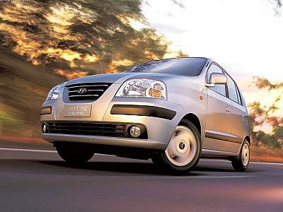 Hyundai Atos Prime - Korejská kabelka