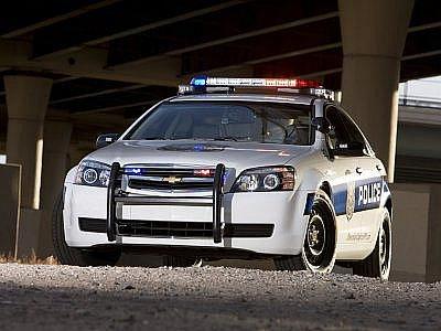 První policejní Chevrolety vyjedou do ulic začátkem příštího roku.