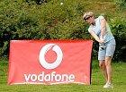 Tradiční karlovarský golfový turnaj: Kateřina Neumannová