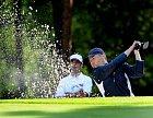 Tradiční karlovarský golfový turnaj: Marek Eben