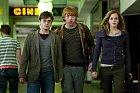 Tento snímek je jeden ze dvou, který produkce uvolnila ke zveřejnění: Harry Potter a relikvie smrti, část první